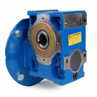 Rossi mrv50 uo3a gearhead hollow shaft ratio 32 1 iec d80 for Hollow shaft worm gear motor