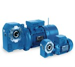 Standard Fit Worm Gearmotors