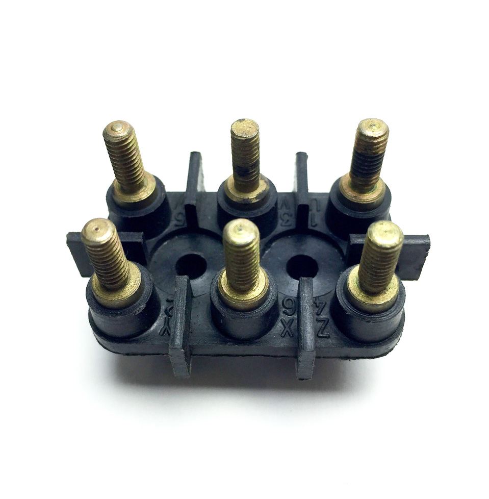 LS71 T. BLOCK 3PH 6PIN