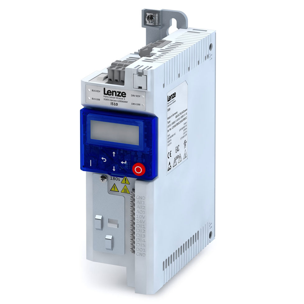 Lenze 0.37kW 1PH I51AE137B10010000S AC Inverter